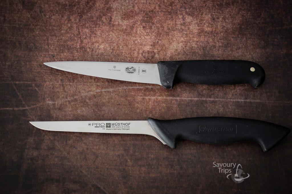 Noževi za otkoštavanje