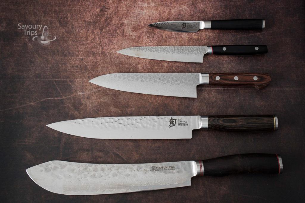 Kako izabrati dobar japanski nož?
