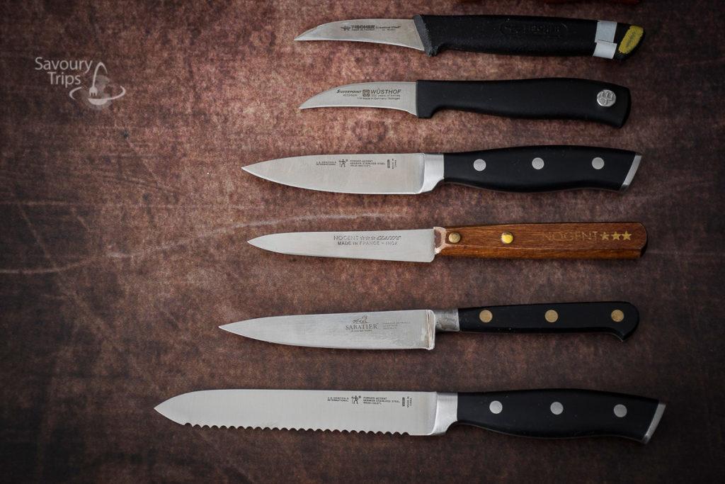 Kako kupiti nož?