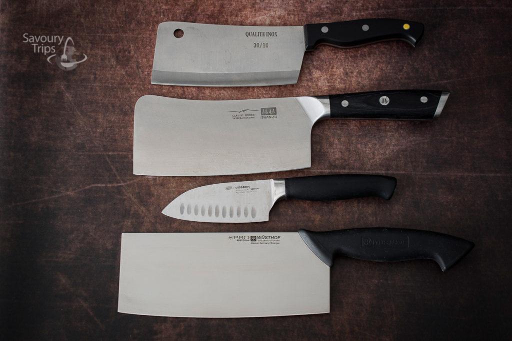 satara, santoku, chef's knives
